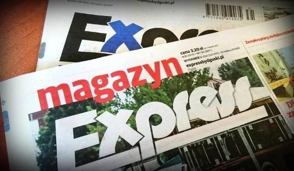"""Film do artykułu: Już w piątek nowy Magazyn """"Expressu Bydgoskiego"""" [zapowiedź]"""