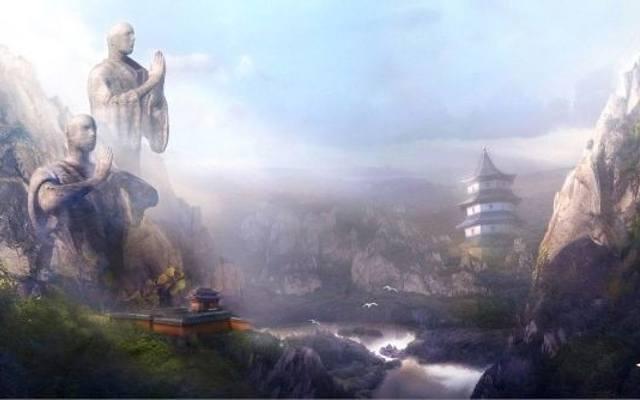 Age of Wulin: Wycieczka do klasztoru Shaolin