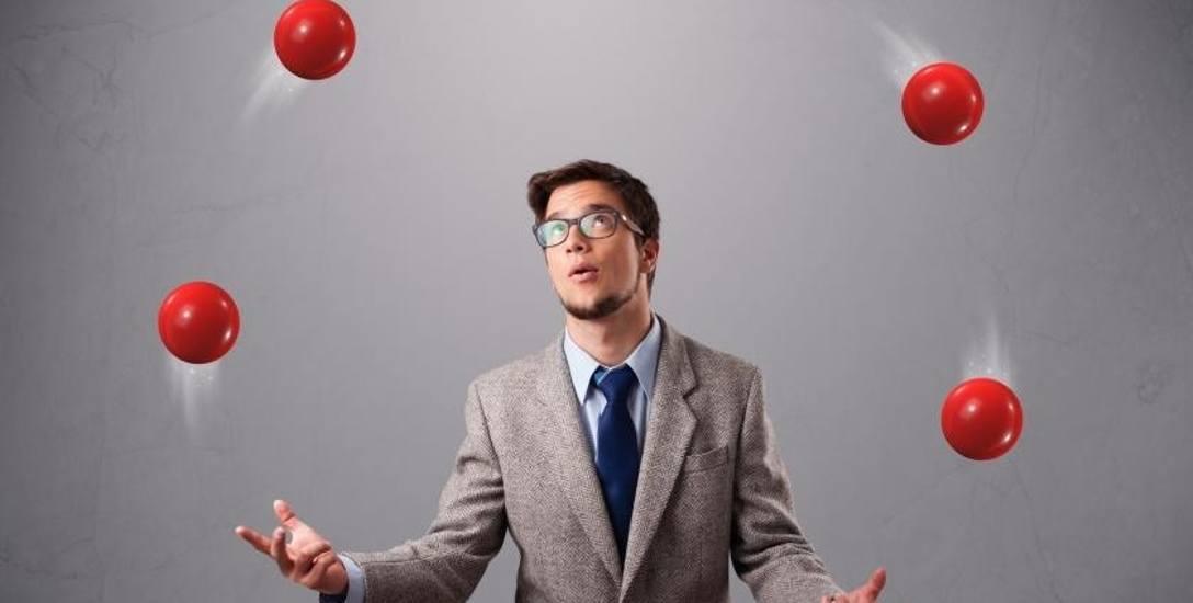 Nauczmy się... żonglować