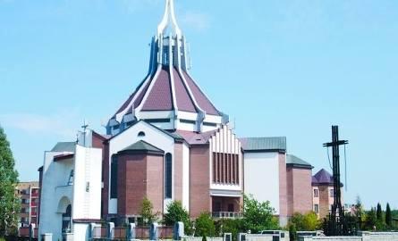 Kościół pw. Ducha Świętego i Grób Nieznanego Sybiraka zyskają iluminację w ostatnich dniach września