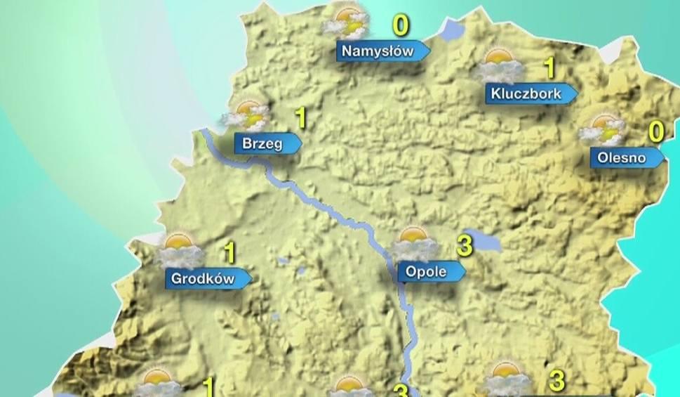 Film do artykułu: Pogoda w Opolu i na Opolszczyźnie. Poniedziałek z przejaśnieniami