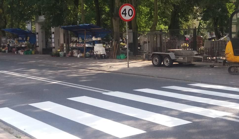 Film do artykułu: Kontrola przejść dla pieszych wokół szkół. Aby uczniowie toruńskich szkół bezpiecznie mogli dotrzeć na lekcje