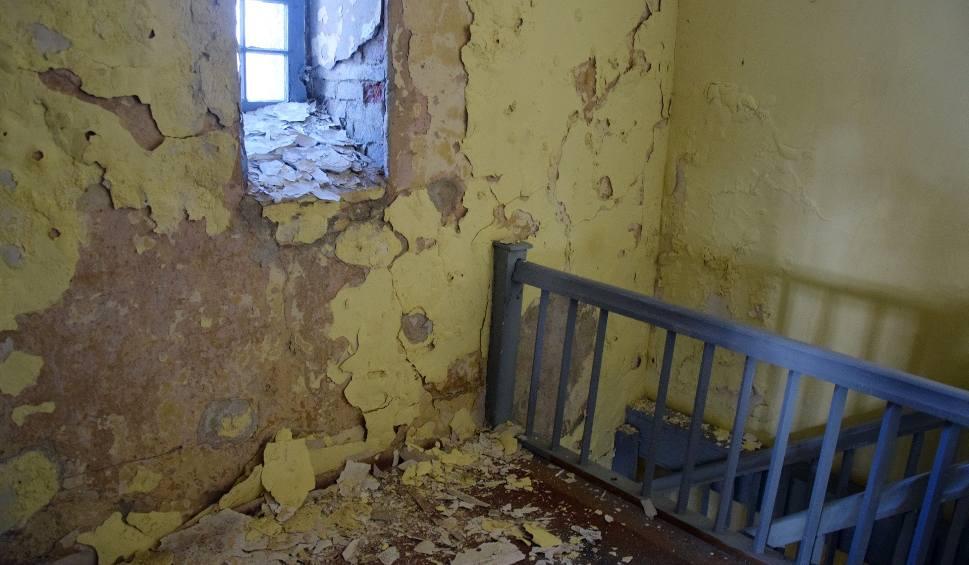Film do artykułu: Fatalny stan kościoła w Wołczy Wielkiej (zdjęcia, wideo)