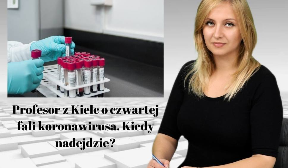 Film do artykułu: Profesor z Kielc o czwartej fali koronawirusa. Kiedy nadejdzie? [WIADOMOŚCI]