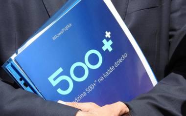 Polskie banki, w tym największy PKP BP, informują o chwilowym wstrzymaniu możliwości składania wniosków o 500 plus za pośrednictwem strony interneto