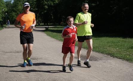Parkrun Łódź w parku Poniatowskiego - 27 maja 2017 r. [ZDJĘCIA, FILM]