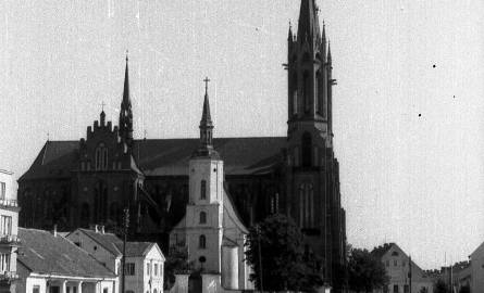 Białostocka fara w 1942 roku