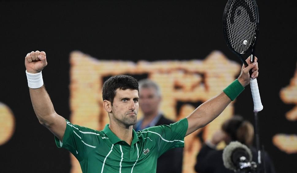 Film do artykułu: Australian Open. Novak Djoković po raz ósmy królem Melbourne. Sofia Kenin po raz pierwszy