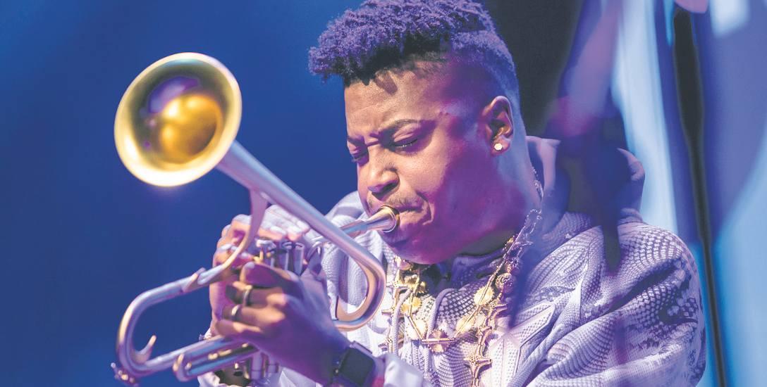 Hiphopowy z wierzchu, a jazzowy do szpiku kości. Niepowtarzalny, fantastyczny, elokwentny Christian Scott aTunde Adjuah