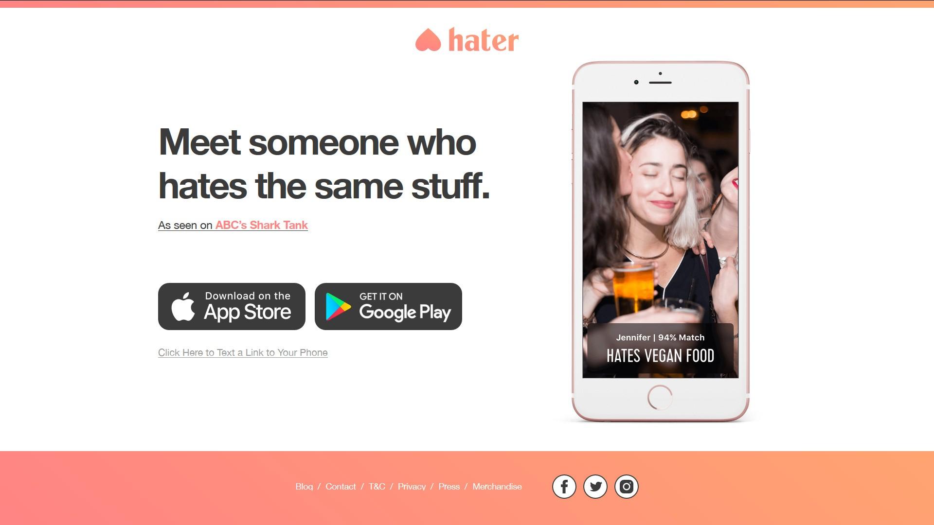 Aplikacja randkowa HD