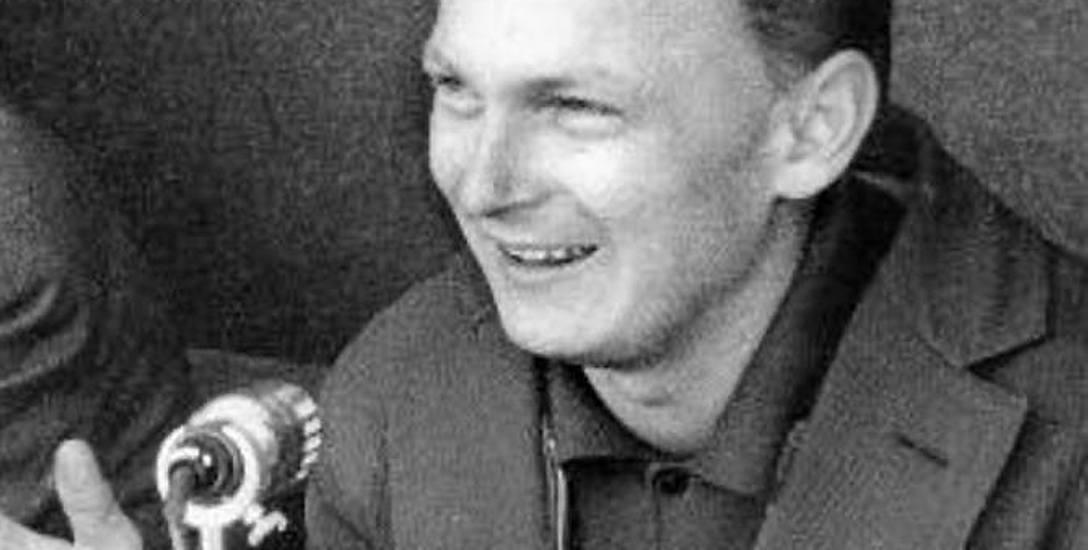 Bogdan Tuszyński wychował się na Nowej Manii