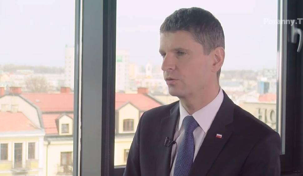 Film do artykułu: Dariusz Piontkowski: Jeśli aspiracje finansowe nauczycieli są ważniejsze niż dobro ucznia, to coś jest nie tak (WIDEO)