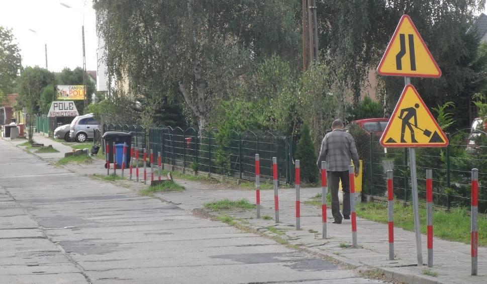 Film do artykułu: W poniedziałek zamknięcie skrzyżowania Polnej i Darłowskiej w Ustce. Trwają prace remontowe