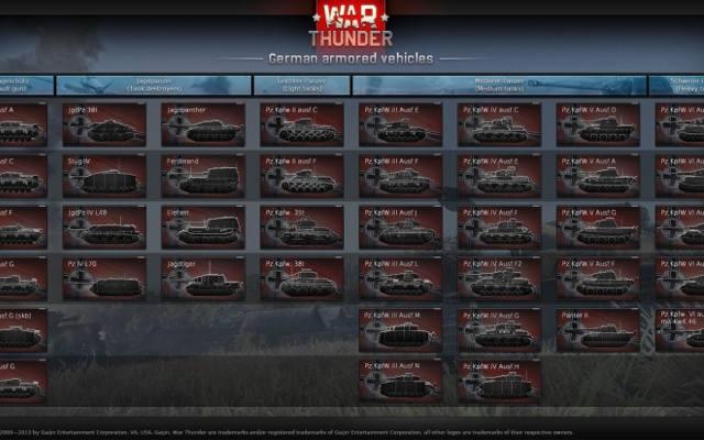 War Thunder: Turnieje, konkursy i czołgi w drodze