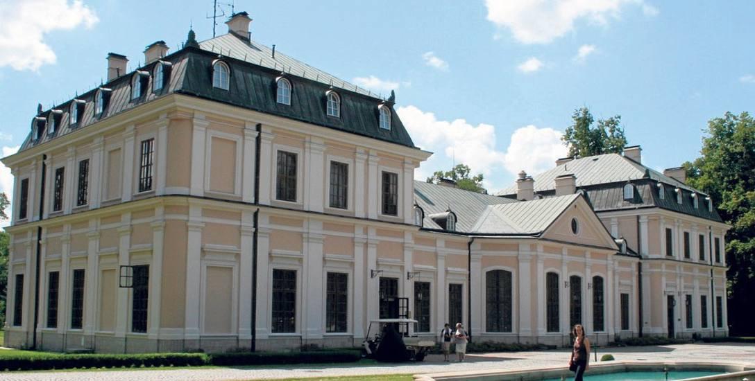 Pałac w Sieniawie nie wróci już do rodu Czartoryskich. Pozostanie własnością Skarbu Państwa
