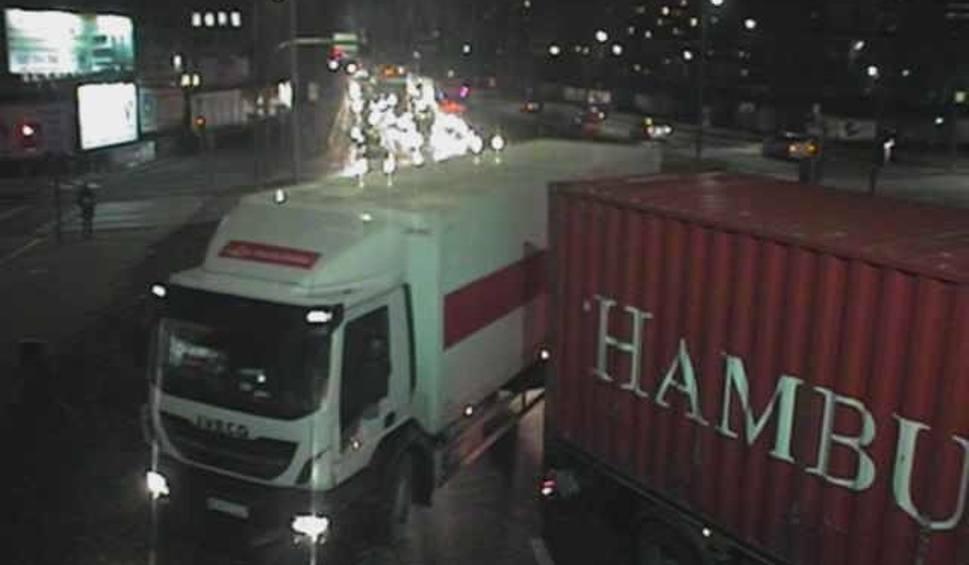 Film do artykułu: Uwaga kierowcy. Ogromy korek na Kamiennej w Bydgoszczy!