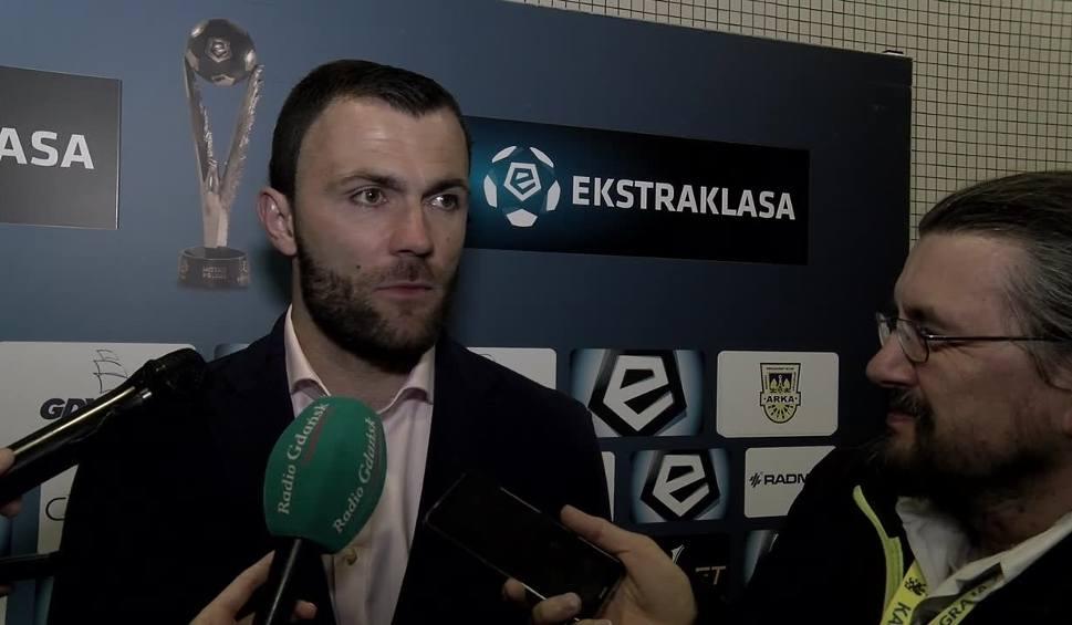 Film do artykułu: Krzysztof Sobieraj: Nie porównujcie mnie do Buffona [WIDEO]