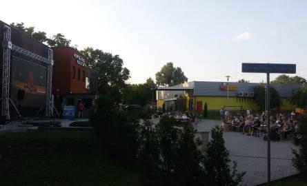 Czeladź: seans kina plenerowego przy Kopalni Kultury ZDJĘCIA