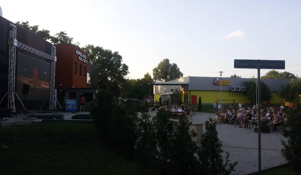 Film do artykułu: Czeladź: seans kina plenerowego przy Kopalni Kultury ZDJĘCIA