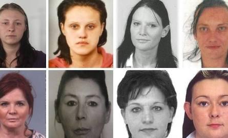 Kobiety poszukiwane przez kujawsko-pomorską policję. Sprawdź, czy nie mieszkają obok ciebie! [ZDJĘCIA]