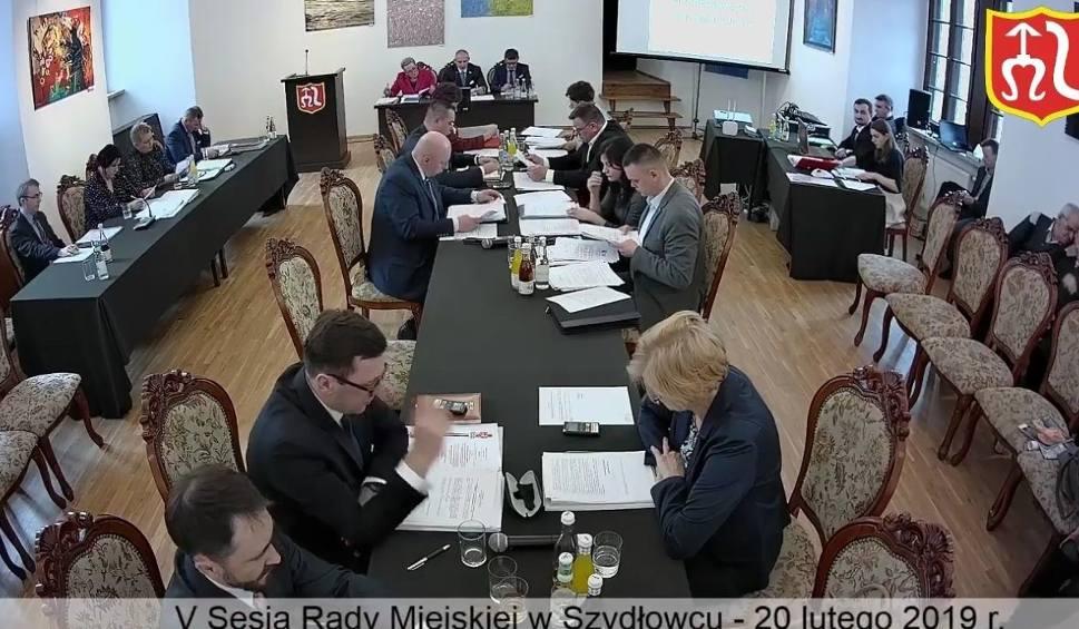 Film do artykułu: Kolejna Sesja Rady Miejskiej w Szydłowcu [ZAPIS TRANSMISJI]