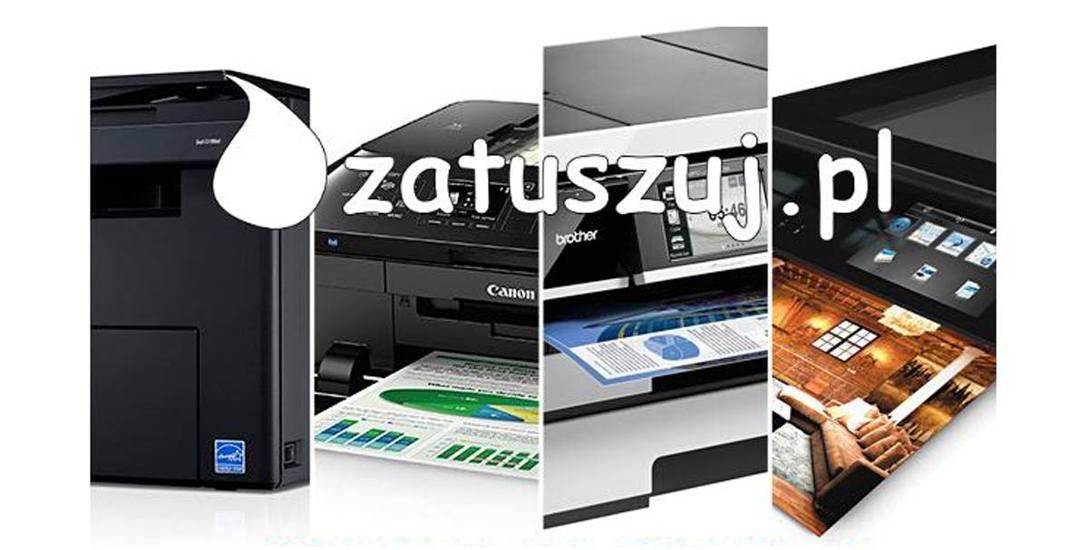 Zatuszuj.pl - serwis komputerów i drukarek