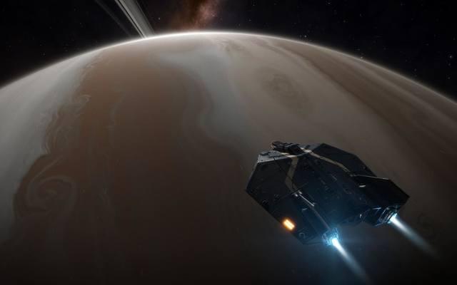Elite: Dangerous. Kosmos w wersji 1.1 (wideo)