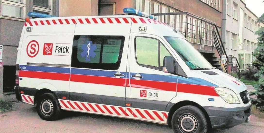 Obecnie 10 proc. wszystkich ambulansów wyjeżdżających do polskich chorych należy do prywatnych firm