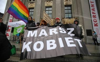Marsz Kobiet w Katowicach 29.10.2017