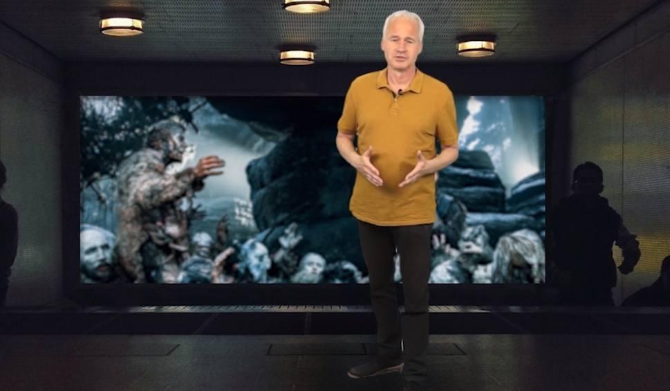 """Film do artykułu: Spod Ekranu: """"Krew Boga"""" [recenzja wideo]"""