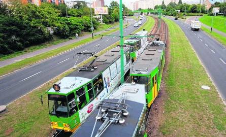 Trasa tramwajowa na górnym tarasie Rataj będzie przedłużona