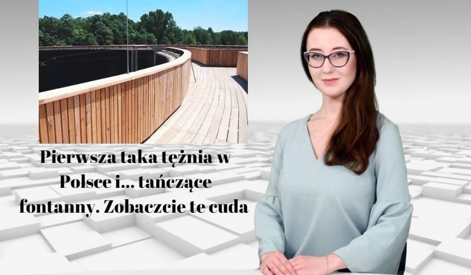 Film do artykułu: Pierwsza taka tężnia w Polsce i... tańczące fontanny. Zobaczcie te cuda [WIADOMOŚCI]