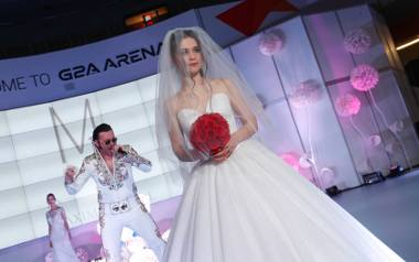 W G2A Arena w Jasionce trwają XV Targi Ślubne. Zobaczcie zdjęciaZobacz też: Druga Gala Ślubna w Hotelu Korczowa w powiecie jarosławskim
