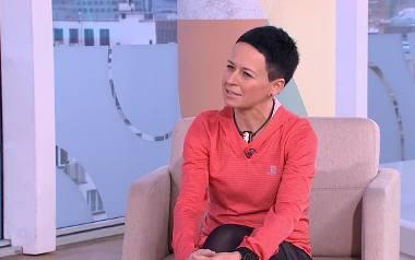 Magda Łączak jest mistrzynią w ultramaratonach