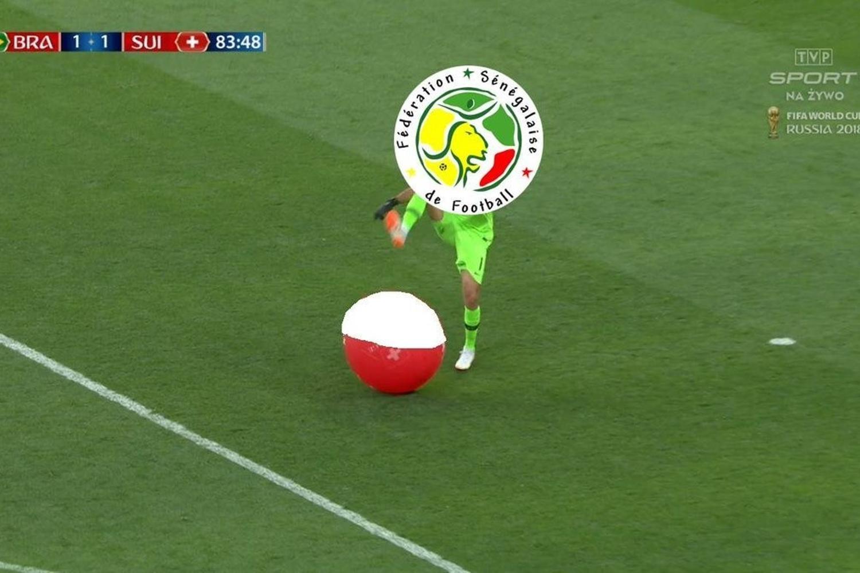 Czary trenera, przekłuty balon. Memy o meczu Polska - Senegal