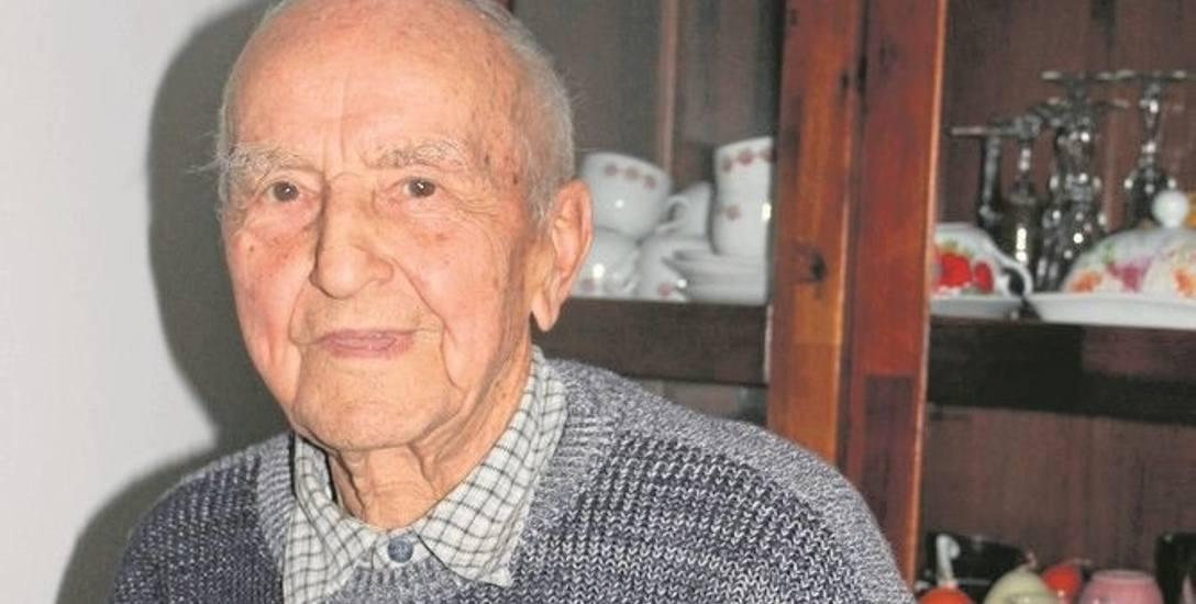 Senior Jerzy Władysław Grochowski