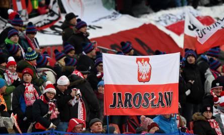 Polskich skoczków poniósł doping kibiców, także tych z Podkarpacia.