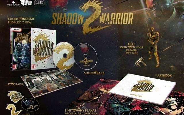Shadow Warrior 2: Premiera i powrót Lo Wanga (wideo)