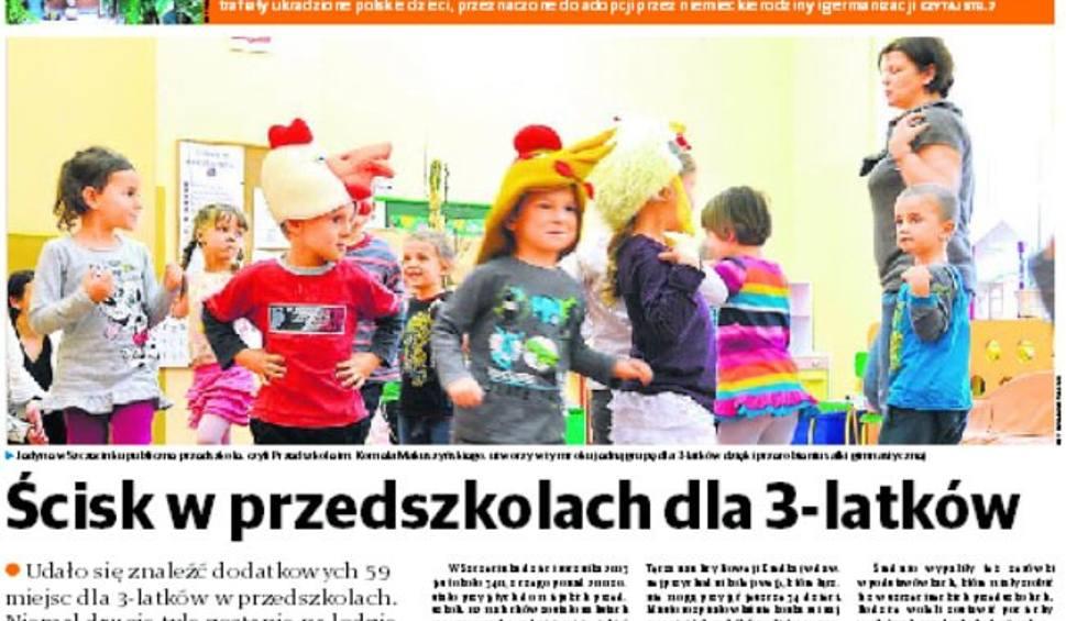 """Film do artykułu: Nowy """"Głos Szczecinka"""" już w piątek [wideo]"""