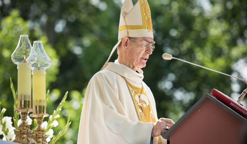 Film do artykułu: Abp Alfons Nossol świętuje w Kamieniu Śląskim 85 urodziny, 60 lat kapłaństwa i 40 lat biskupstwa