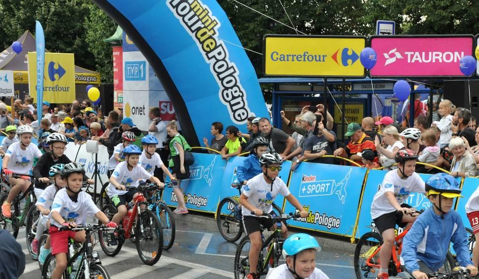 Film do artykułu: Kinder+Sport Mini Tour de Pologne. Wyprzedzić kuzyna, zostać zawodowcem [WIDEO, ZDJĘCIA]