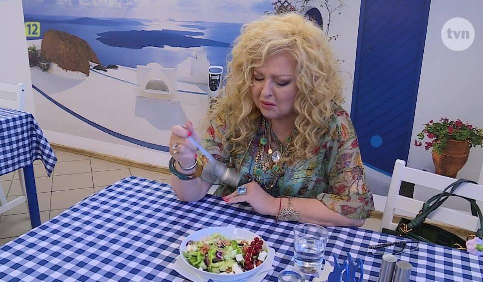 Film do artykułu: Kuchenne Rewolucje w Tychach: Zorba to teraz Kalamata. Magda Gessler zrobiła rewolucję. Było ostro: To mięso jak dla kota MENU + CENY