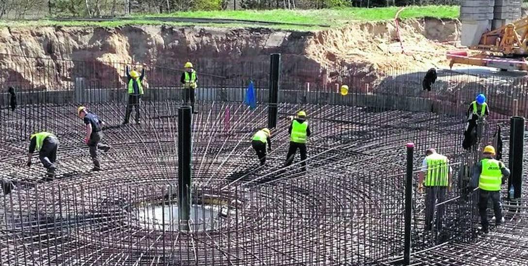 Tak wygląda budowa oczyszczalni ścieków w Sulęcinie