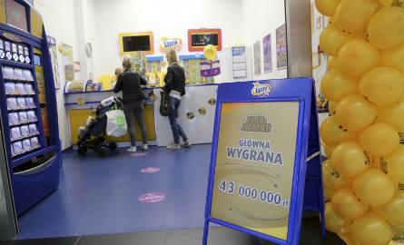 Wysoka wygrana w Eurojackpot padła w Inowrocławiu