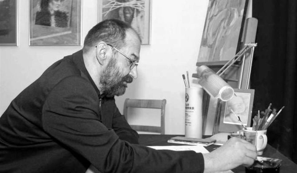 Film do artykułu: Zmarł Sylwester Zakrzewski, radomski artysta malarz, grafik, jeden z najbardziej znanych karykaturzystów