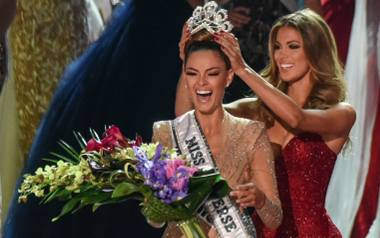 Demi-Leigh Nel-Peters z RPA została Miss Universe 2017
