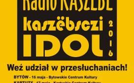 Kaszubski Idol poszukiwany!
