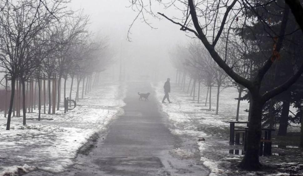 Film do artykułu: Uwaga - w nocy będzie ślisko! A w sobotę - śnieg!