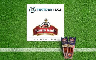 Zakłady Mięsne Kania zostały Partnerem Oficjalnym Ekstraklasy