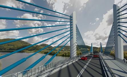 Tak ma wyglądać nowy most w Kurowie